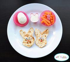 Platos creativos para niños... ¡No más pegas para comer!