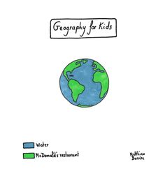 Geography for Kids American History Lessons, World History Lessons, History Memes, Geography Quotes, Geography Lessons, Geography Revision, Geography Activities, Geography For Kids, World Geography