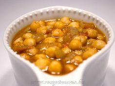 Indiai csicseriborsó egytálétel recept - Okoskonyha.hu Scandinavian Food, Chana Masala, Soup Recipes, Beans, Food And Drink, Favorite Recipes, Vegetables, Fruit, Ethnic Recipes