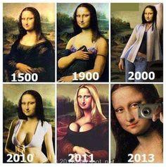 Mona Lise Be Like.. (31 Photos)