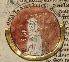 Æthelflæd in the thirteenth century Genealogical Chronicle of the English Kings, Royal MS 14 B V Anglo Saxon History, British History, Edward The Elder, Anglo Saxon Kingdoms, Collections D'objets, Family Tree With Pictures, Alfred The Great, The Last Kingdom, Early Middle Ages