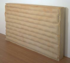 Rachel Whiteread - Untitled (Air Bed II) 1992