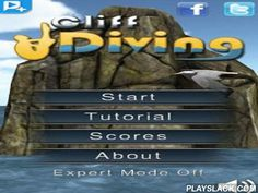 Cliff Diving 3D  Android Game - playslack.com , Want to perceive an actual hormone motion? You need to have Cliff Diving 3D then. What does a male need to be completely cheerful?  The star, the sea, and intense jumps from a dimension. All the things are waiting for you in the awesome game. You need to jump from a dimension into the water. The most captivating situation is that you can do different feats during the jump. None of the people could oppress the rock. Will you be able to make it?…