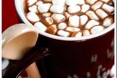 Creamy Italian Hot Cocoa