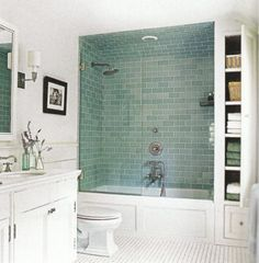 Bathroom Double White Toilet Tub And Shower Tile Ideas Old Grey Wall Paint Closed Closet Color Modern Stainless Steel Faucet Black Metal Scone Lamp Tiling A Floor for Walls and