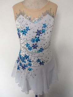 WOW! Not sure about white, but I just love the beading on this...maybe she could pull it off this summer when she's tan ;-)
