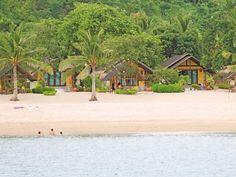 Virgin Beach Resort, Laiya San Juan Batangas.    We went here for our family's summer vacation.