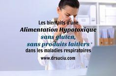 Photo drsuciu Les bienfaits d'une alimentation hypotoxique dans les maladies respiratoires Nutrition, Sans Gluten, Dairy, Food