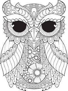 Mandala Owl Coloring Pages. 31 Mandala Owl Coloring Pages. More Than 15 Mandala Owls Coloring Pages Reducing the Stress Owl Coloring Pages, Coloring Pages For Grown Ups, Mandala Coloring Pages, Printable Coloring Pages, Coloring Books, Coloring Canvas, Fall Coloring, Colouring Sheets, Mandala Art