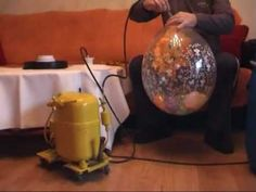 Como hacer una englobadora casera - HOW TO MAKE BALLOON STUFFING MACHINE #1 - YouTube