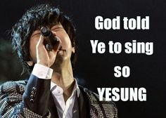 SO YESUNG ! <3