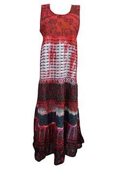 946eaf099c816 Mogul Interior Robe - Souple - Sans Manche - Femme Rose Pink 1 Small/Medium