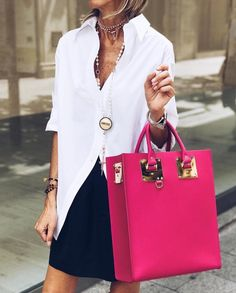 35 Hottest White Blouse Ideas That Looks Cool Casual Outfits, Summer Outfits, Cute Outfits, Fashion Outfits, Estilo Casual Chic, Paris Chic, Moda Chic, Looks Street Style, Love Fashion