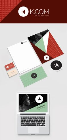 To create a brand identity for a truly South African, female headed communications agency.