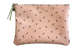 Want this little watermelon clutch bag more than anything right now! / falconwright goods