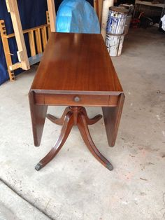 Duncan Phyfe Style Mahogany Drop Leaf Table Duncan Phyfe, Drop Leaf Table, Dinning Table, Antiques, Kitchen, Ebay, Furniture, Home Decor, Style