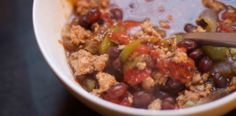 Smoky Chipotle Chicken Chili. Full of flavor and great after bariatric ...