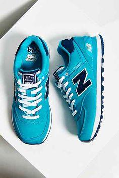New Balance 574 Pique Polo Running Sneaker