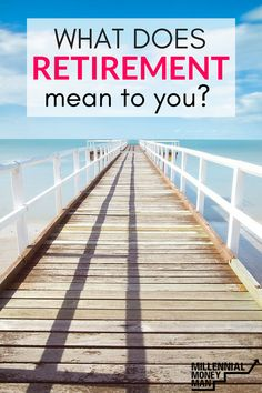 Is your vision of retirement the same as your parents? For many Millennials, retirement is taking on a whole new meaning. via @genymoneyman