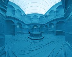 Interiors With Giant Inflatables by àPenique Productions , based in #barcelona