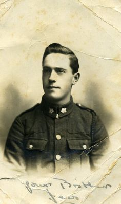 Tell Their Story - Today; November 7th 2018 marks the 100th Anniversary of Jesse Vincent's death. I'd like to tell you his story. He's one of my WWI heros