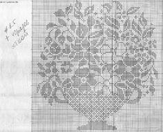 Gallery.ru / Фото #103 - Crochet Filet pour Point de Croix 1 - Mongia