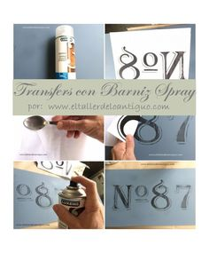 Painted Wooden Signs, Freezer Paper, Wax Paper, Decoupage, Stencils, Place Card Holders, Diy Crafts, Handmade, Ikea