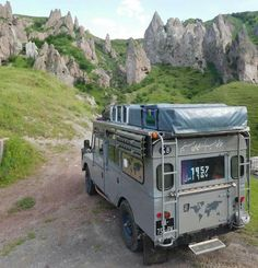 Land Rover 107 Serie One Sw adventure 1957
