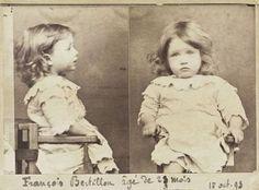 O mais jovem criminoso já registrado: François Bertillon, de 23 meses.  Na França, em 1893, o menino que sequer havia completado dois anos foi apontado por um crime que acarretou seu registro criminal: a gula. François foi pego comendo todas as peras de uma cesta.