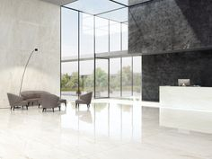 Introducing Royal Stone. A new marble-effect porcelain tile from Italy. Marble Effect, Marble Texture, Aesthetic Solutions, Sink Top, Calacatta, Dark Shades, New Builds, Porcelain Tile, White Marble