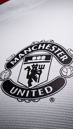 Get Wallpaper: http://goo.gl/yYPlUV ae21-manchester-united-uniform-logo-epl via http://iPhone6papers.com - Wallpapers for iPhone6 & plus