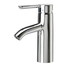 DALSKÄR Bath faucet with strainer - - IKEA $69.99 // kids bath faucet option