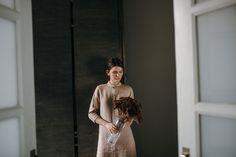 Ode to Sunday #myodetosunday Emily dress in dusty rose