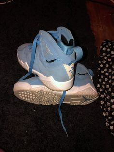 08e15a414e jordan shoes size 5.5 baby blue #fashion #clothing #shoes #accessories  #babytoddlerclothing