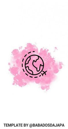 Travel wallpaper pink 64 New Ideas pink Travel wallpaper pink 64 New Ideas Instagram Logo, Instagram Design, Blog Instagram, Pink Instagram, Instagram Makeup, Travel Wallpaper, Iphone Wallpaper, Heart Wallpaper, Wallpaper Art