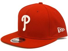 New Era 950 OF DE Snapback Philadelphia Phillies - Scarlet