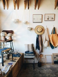 remainsimple:  General Store, SF
