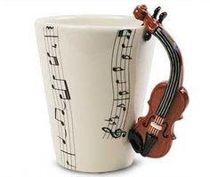 Caneca - Violino