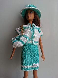 vêtement pour poupée mannequin Barbie (190) in Jouets et jeux, Poupées, vêtements, access., Autres | eBay