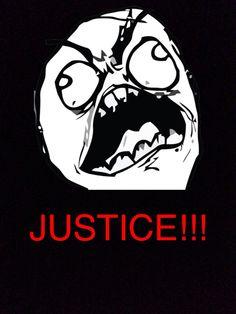 JUSTICE Rage Comics, Darth Vader, Fictional Characters, Fantasy Characters