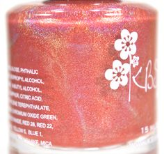 KBShimmer 'Men Are From Mars-ala' Nail Polish