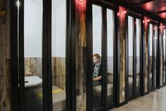 coworking office meeting booths - Google Search