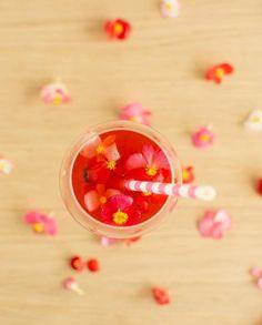 Spritz au jus de cranberry pour 1 personne - Recettes Elle à Table