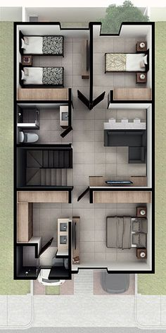 Hello,I am an Architect. I am expert in architectural visualization with 4 years of experience. I can create architectural Interior design, just to your imagination, with a unique professional feel and remarkable output. Sims House Plans, House Layout Plans, Duplex House Plans, Small House Plans, House Layouts, House Floor Plans, Dream House Plans, Loft Floor Plans, Bungalow Floor Plans