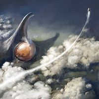 The Prometheus Effect by Boti Harko on ArtStation.