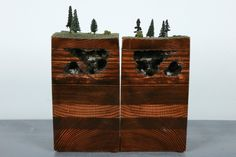 Caves Bookends of the Earth by GarthBorovicka on Etsy https://www.etsy.com/listing/124954625/caves-bookends-of-the-earth
