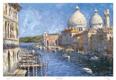 Grand Canal Poster Prints, Art Prints, Grand Canal, Cool Posters, Picture Wall, Great Deals, Find Art, Framed Artwork, Custom Framing