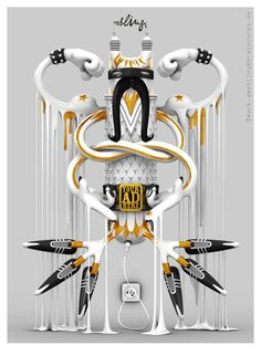 CARHARTT GALLERY EXHIBITION by Mark Gmehling, via Behance