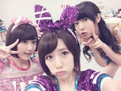 Sakuratan, Takamina & Sasshi