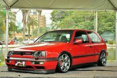 Classic Car News Pics And Videos From Around The World Vw Golf Vr6, Golf Mk1, Gti Vr6, Car Mods, Vw Volkswagen, Porsche 356, Bubble, Playground, Cool Cars